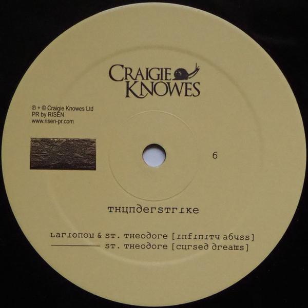 Larionov & St. Theodore - Thunderstrike EP (Back)