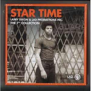 Larry Dixon & LAD Productions Inc. - Star Time (Remastered 10x7'' Boxset)