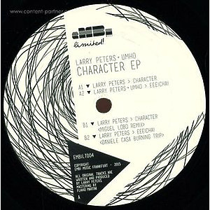 Larry Peters + Umho - Character EP