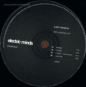 Last Magpie - Influences Ep