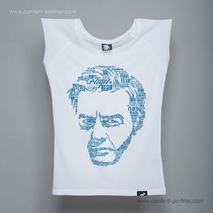 Laurent Garnier - Laurent Garnier T-Shirt (Woman - S)