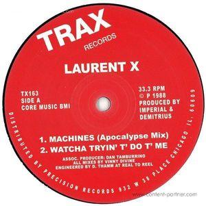 Laurent X - Machines