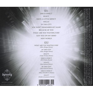 Lauri - New World (Special Edition) (Back)