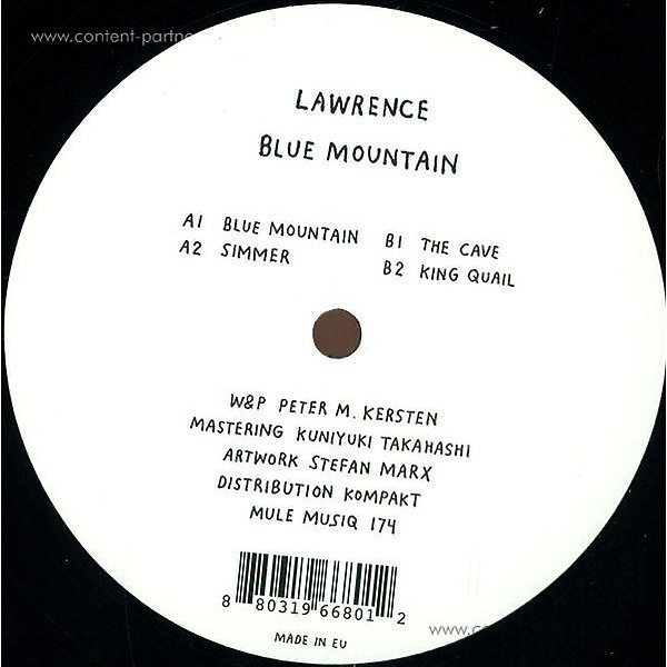 Lawrence - Blue Mountain