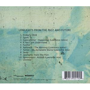 Lawrence - Lowlights From The Past And Future (Back)