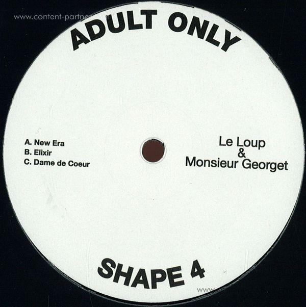 Le Loup & Monsieur Georget - Shape #4