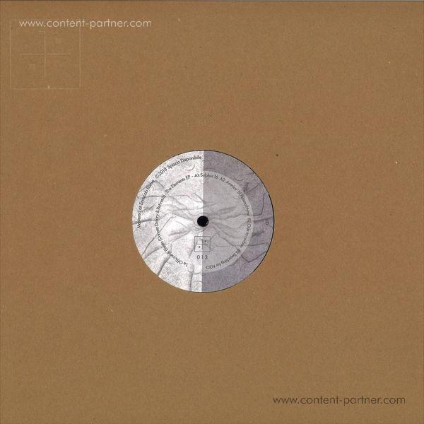 Le Officine Di Efesto - The Elements EP (Back)
