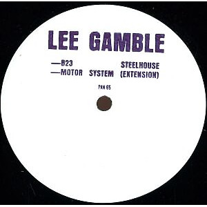 Lee Gamble - B23 Steelhouse / Motos Systems