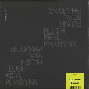 Lee Gamble - Exhaust EP (Back)