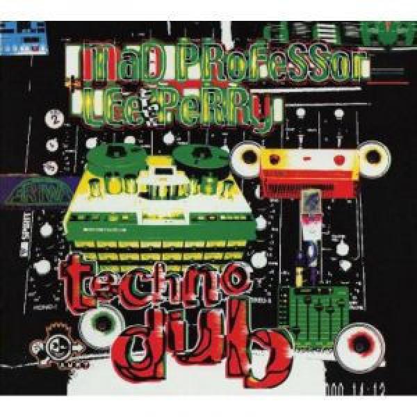 Lee Perry & Mad Professor - Techno Dub