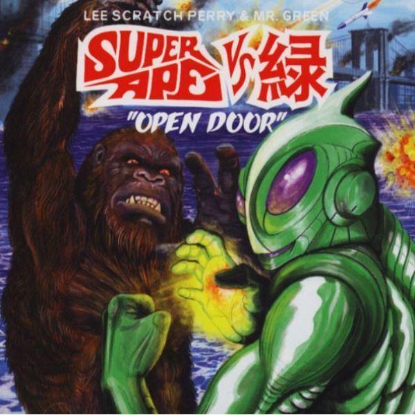 Lee Perry & Mr. Green - Super Ape vs. Green: Open Door (2LP)