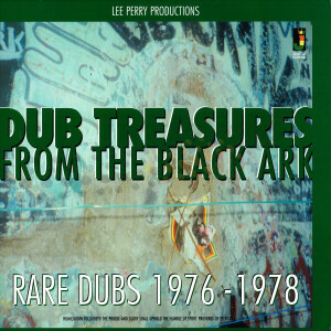 Lee Perry - Dub Treasures From The Black Ark