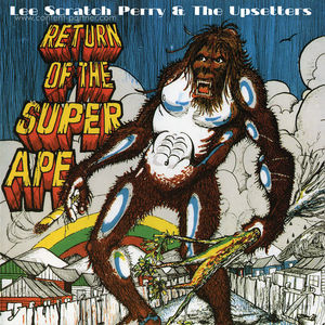 Lee Perry - Return Of The Super Ape (LP)