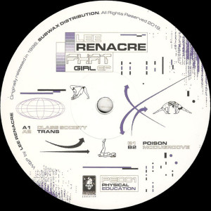 Lee Renacre - Phat Girl EP