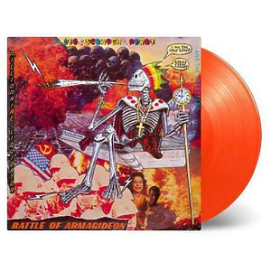Lee Scratch Perry - Battle of Armagideon (Ltd. Orange Vinyl LP)
