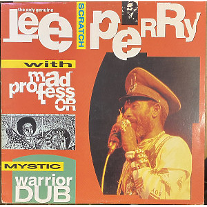 Lee Scratch Perry - Mystic Warrior Dub (LP reissue)