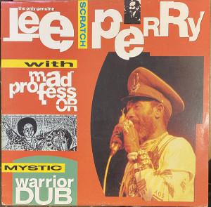 Lee Scratch Perry - Mystic Warrior Dub (LP reissue)