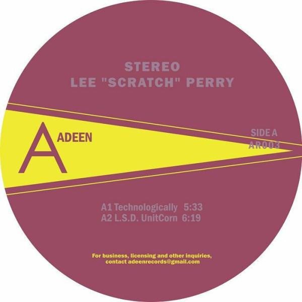 Lee Scratch Perry - Technomajikal: Rebuilt (Camille/DJ Boring mixes)