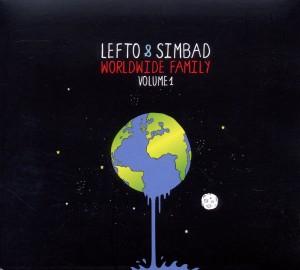 Lefto & Simbad - Worldwide Family Vol.1