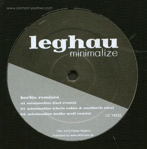 Leghau - Minimalize (Mike Wall Remix)