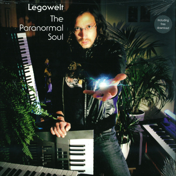 Legowelt - The Paranormal Soul (Repress)