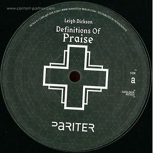 Leigh Dickson - Definitions Of Praise (Elliot & Ford Rmx
