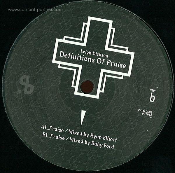 Leigh Dickson - Definitions Of Praise (Elliot & Ford Rmx (Back)