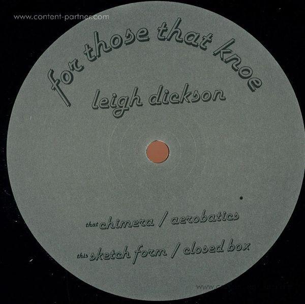 Leigh Dickson - Knoe3/1 (Back)