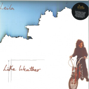 Leila - Like Weather (Re-mastered Reissue) (LP+7'')