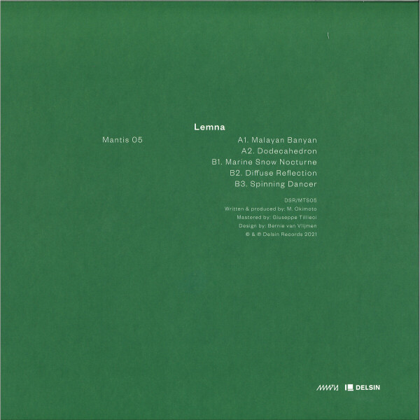 Lemna - Mantis 05 (Back)