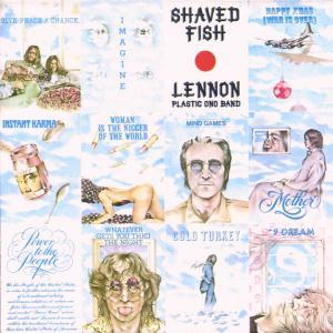 Lennon,John & Plastic Ono Band - Shaved Fish