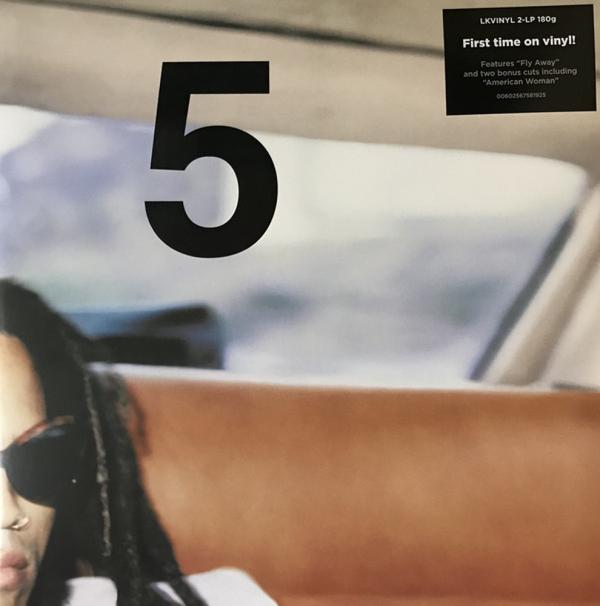 Lenny Kravitz - 5 (2LP)