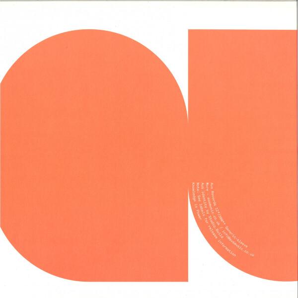 Leon Vynehall - Brother/Sister EP (2021 Repress) (Back)