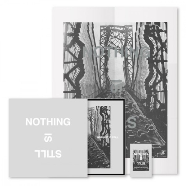 Leon Vynehall - Nothing Is Still (LTD Deluxe LP+MP3) (Back)