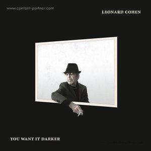 Leonard Cohen - You Want It Darker (LP+DL)
