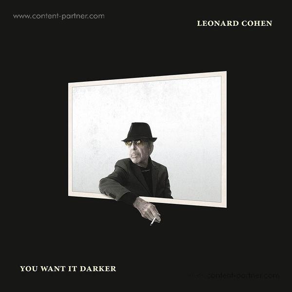 Leonard Cohen - You Want It Darker (LP+DL)