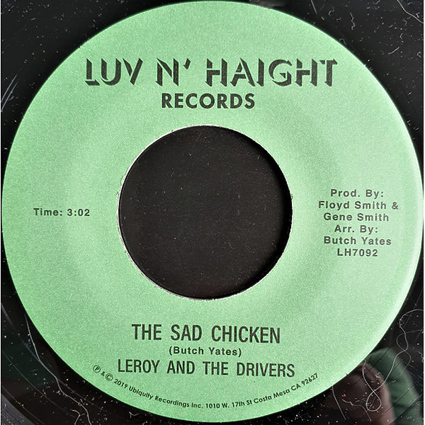 Leroy and The Drivers - The Sad Chicken (7