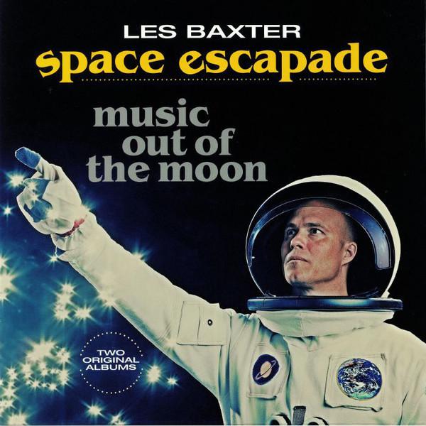 Les Baxter - Space Escape-Music Out Of The Moon (LP)