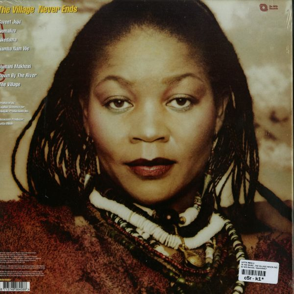 Letta Mbulu - In The Music......The Village Never Ends (180g) (Back)