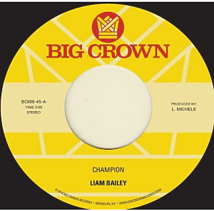 Liam Bailey - Champion / Please Love Me Again (Acoustic)