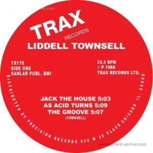 Liddell Townsell - Party People Jack Your Body