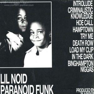 Lil Noid - Paranoid Funk