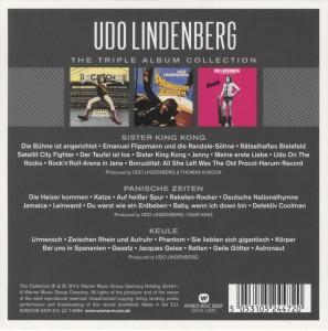 Lindenberg,Udo - The Triple Album Collection (Back)