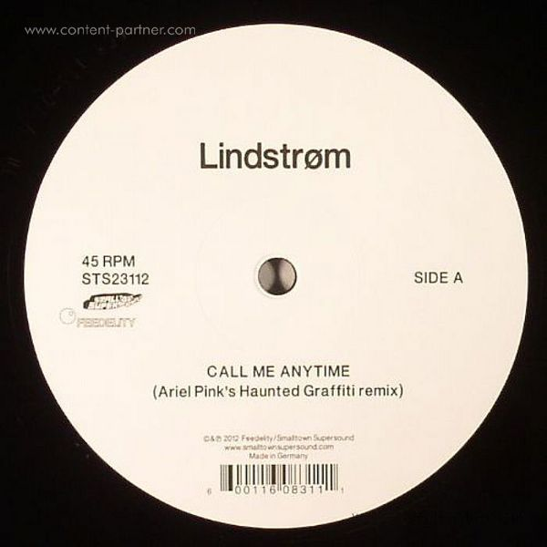 Lindstrom - Call Me Any Time