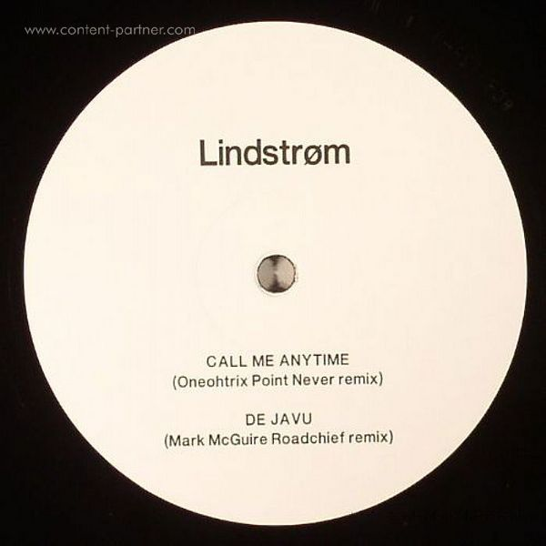 Lindstrom - Call Me Any Time (Back)
