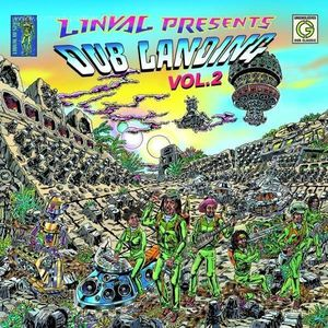 Linval Thompson - Dub Landing Vol.2 (2LP+Poster)