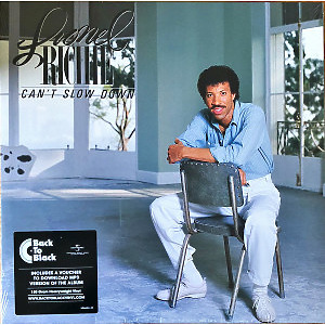 Lionel Richie - Can't Slow Down (LP)