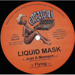 Liquid Mask - Just A Moment