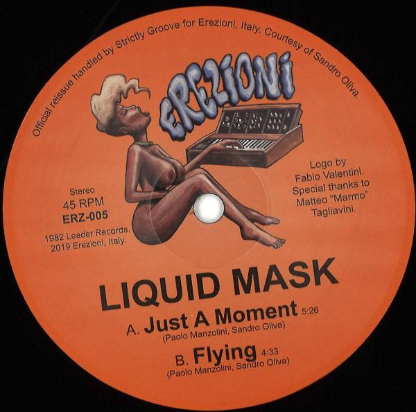 Liquid Mask - Just A Moment