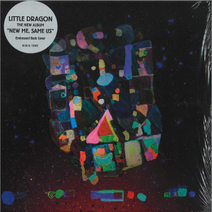 Little Dragon - New Me, Same Us (140g LP+MP3)